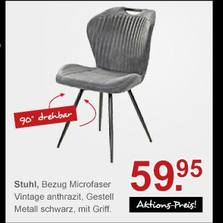 Angebot: Stuhl für 59.95